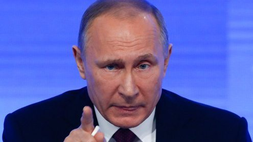Putin's risky Syrian gambit is not serving him well
