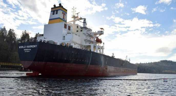 Sinking the myth of dangerous West Coast oil tanker traffic