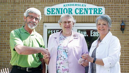 Seniors Centre has new owners