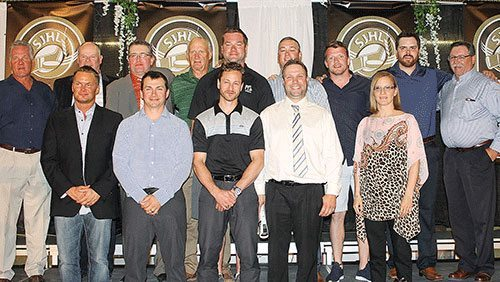 Kindersley players inducted into SJHL Hall of Fame