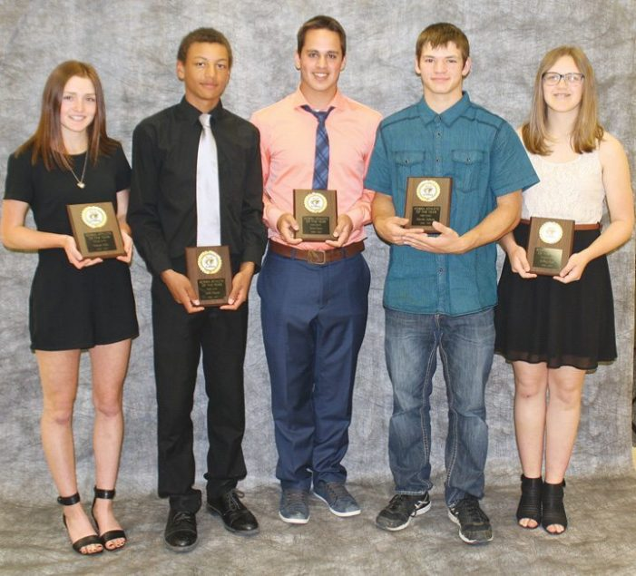 KCS students honoured for excellence