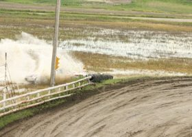 Flatlanders build new racing track