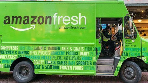 Amazon brings democratic simplicity to the food industry