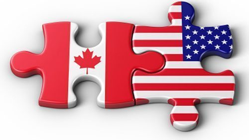 For better or worse, Canada and the U.S. are forever intertwined