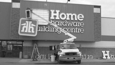 Home Hardware closes its doors in Kindersley
