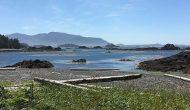 Exploring the islands of B.C.'s Nuchatlitz lagoon