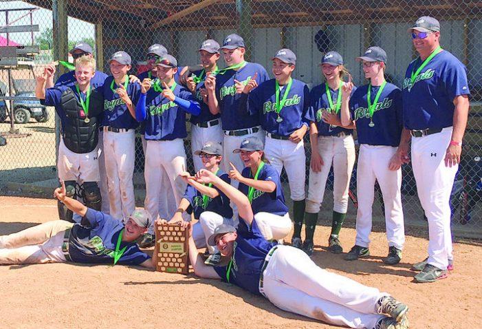 Bantam Royals are provincial champions
