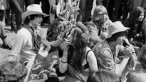 The Summer of Love was a media event, not a revolution