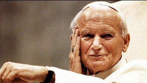 'Be not afraid.' Why the words of John Paul II still resonate