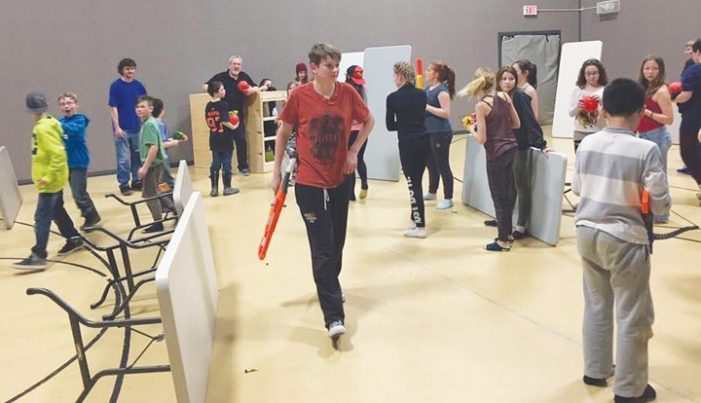 Youth centre a goal for Kindersley man