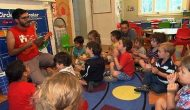 Kids can be the best teachers
