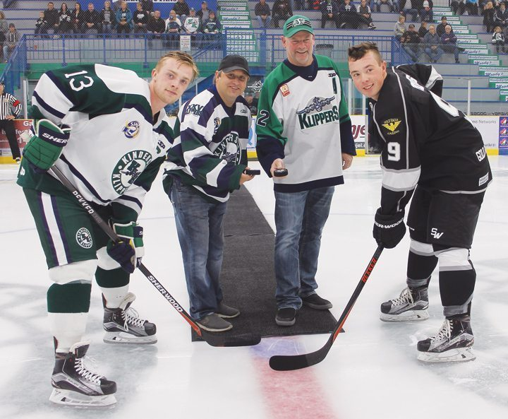 Klippers in tough during opening weekend