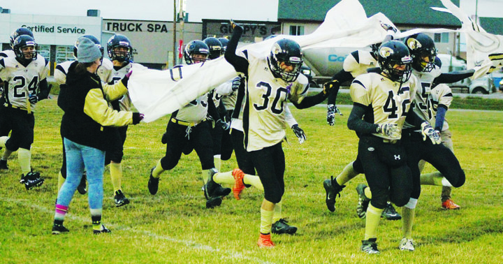 Kobras win home opener over Martensville