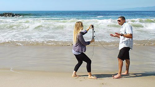 Adding quality audio to your smartphone videos