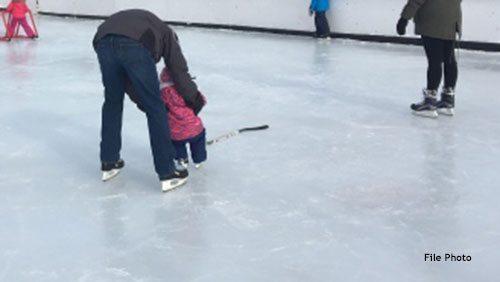 New rink shack sought for Kinsmen Park