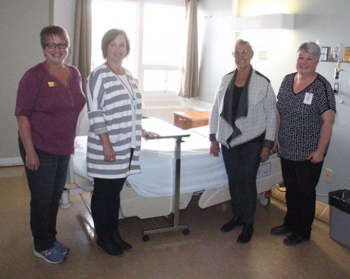 Foundation wraps up Revitalize-A-Room campaign fundraiser