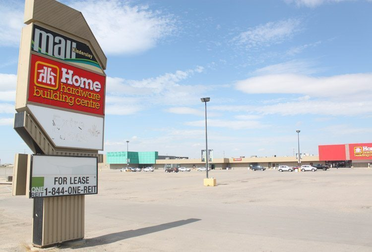 Kindersley Mall now officially under new ownership