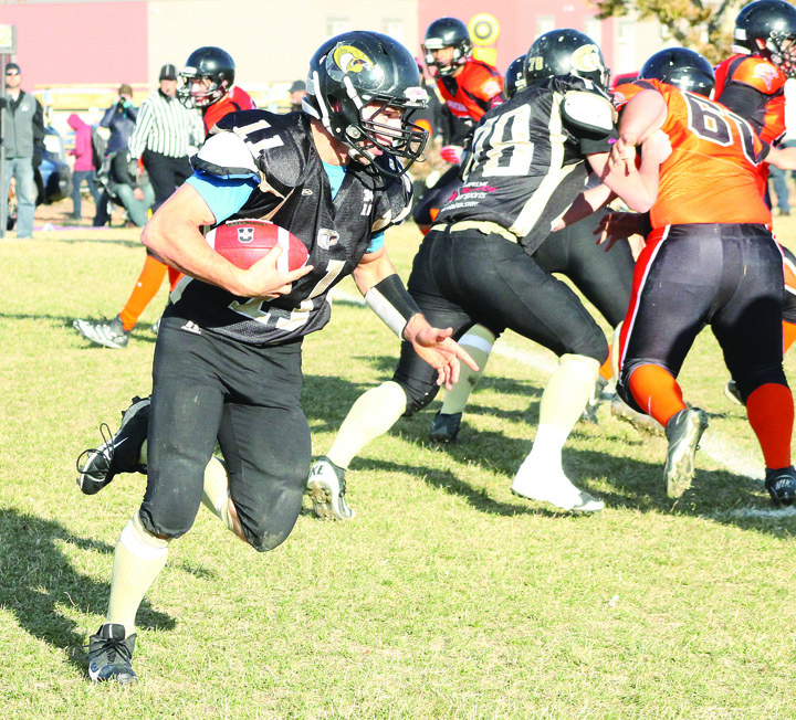Kobras host conference playoff game tomorrow