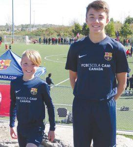 FCBESCOLA national tournament
