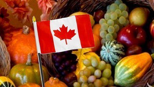 Kicking off a Thanksgiving origins debate, Canadian style