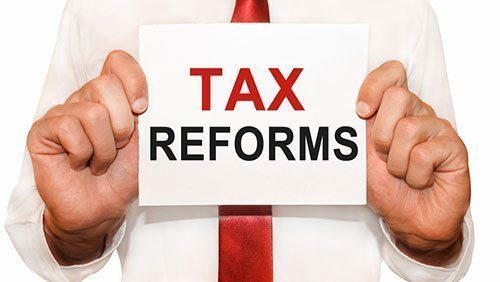 Tax reforms will put the brakes on economic growth