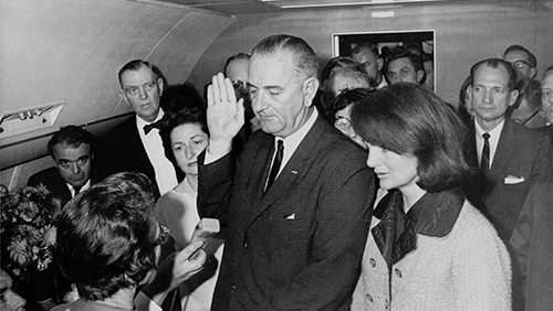 The unravelling of a U.S. presidency 50 years ago