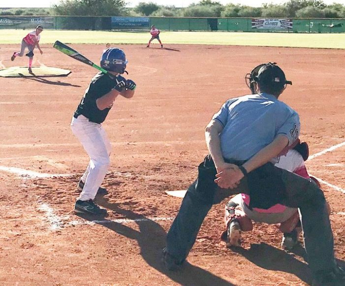 Local ballplayer competes in Phoenix