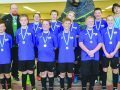 Storm teams kick off indoor soccer season with medals
