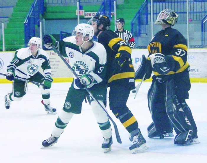Klippers break losing streak with win over Flin Flon