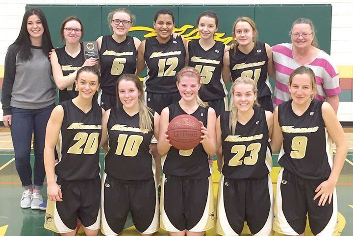 KCS Kobras girls win two of three in home tourney
