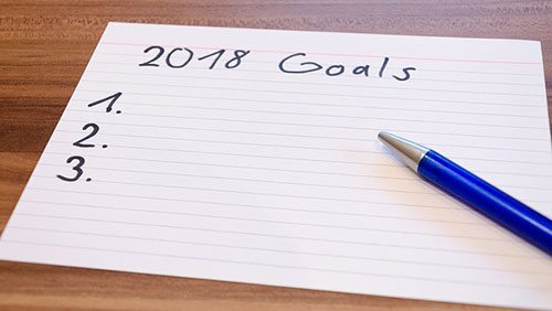 New Year's resolutions that will boost your business