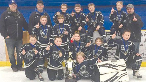 Kindersley atom teams dominate home tournament