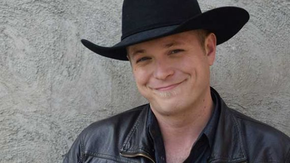 Chris Henderson offers up a little taste of country