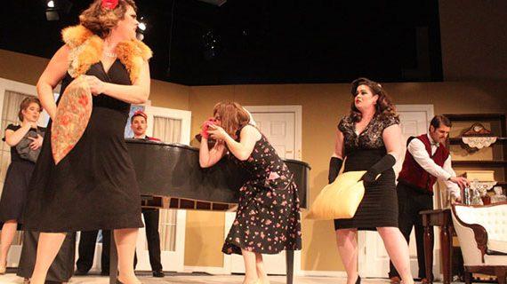 Theatre group's return a rousing success