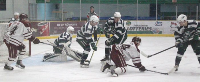 Klippers' games postponed; play tonight in North Battleford
