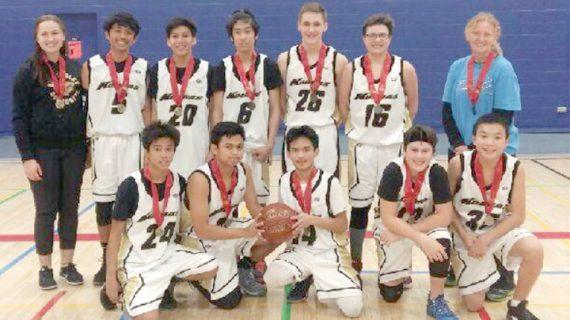KCS basketball teams enjoy strong weekend