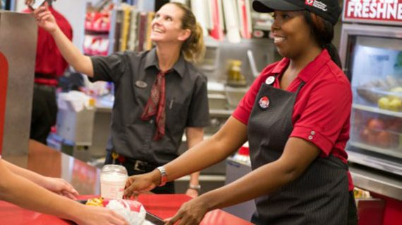 Service with a smile: the simple formula for success