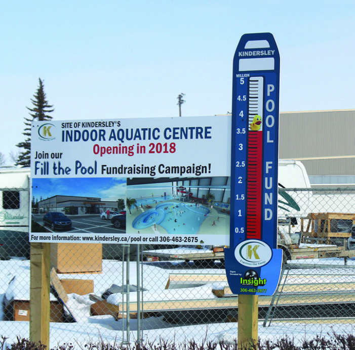 Progress continues on new aquatic centre