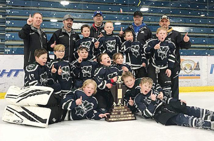 Atom Longhorn Oil Klippers win league championship