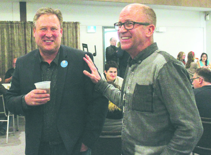 Historic byelection win for Sask. Party candidate