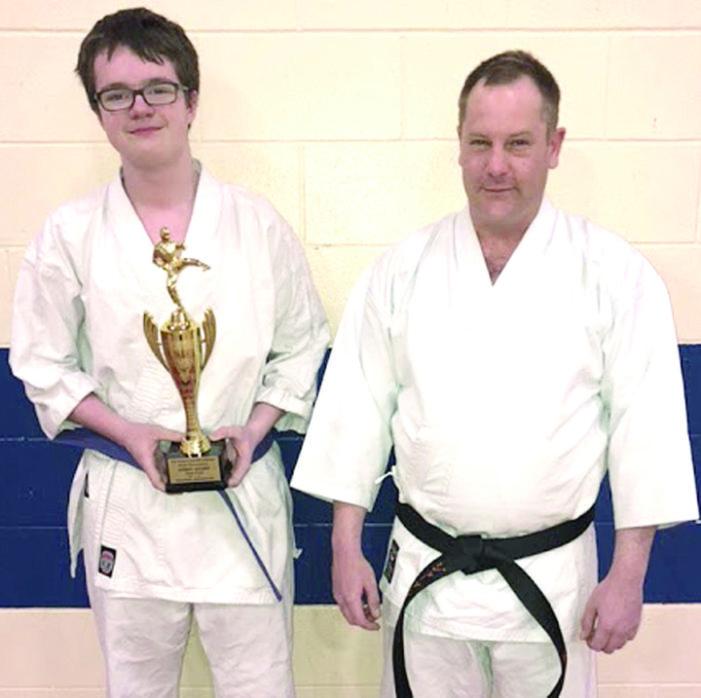 Karate students bring home awards from Saskatoon