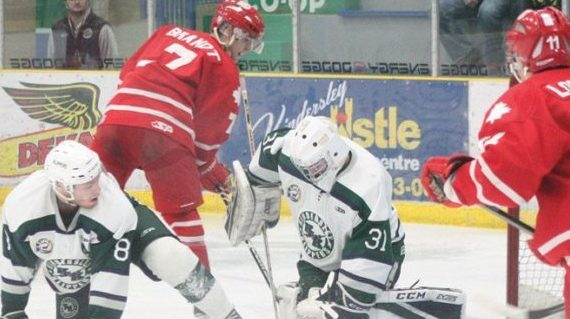 Klippers take losses on tough road trip