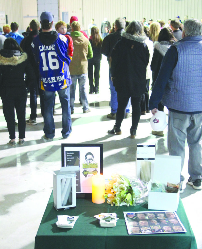 Humboldt Broncos tragedy shakes Kindersley