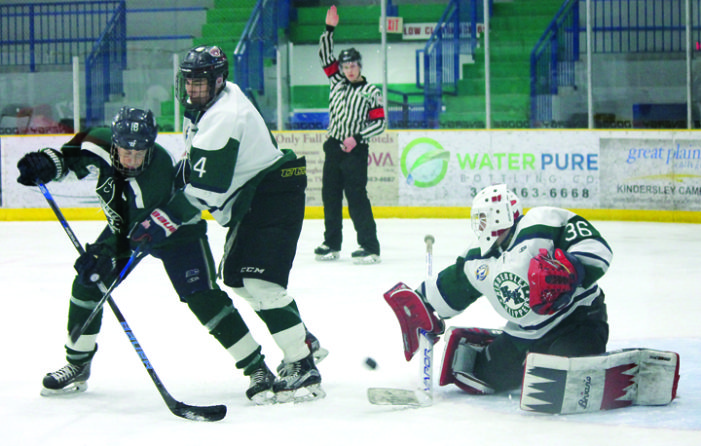 Junior Klippers host spring camp