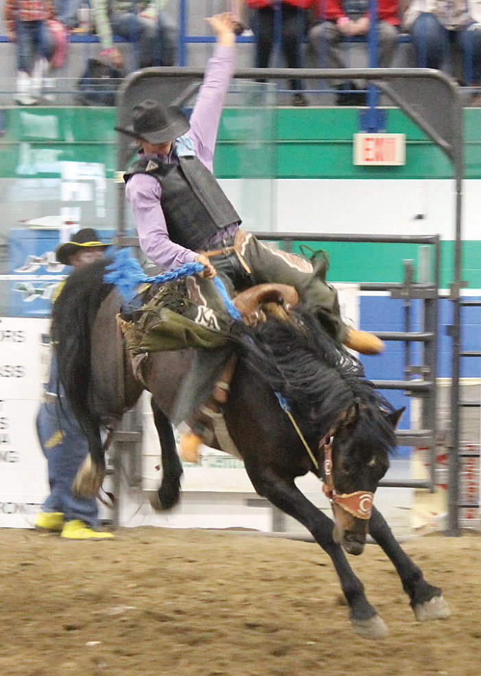 Kindersley Indoor Rodeo another huge success
