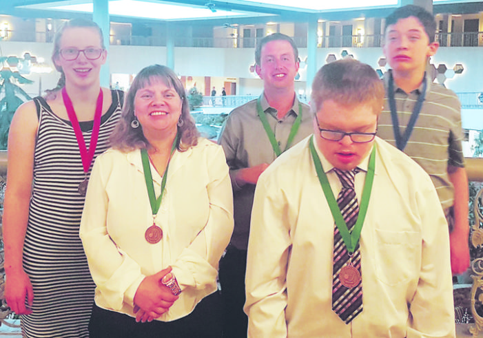 Special Olympians earn medals at bowling tournament