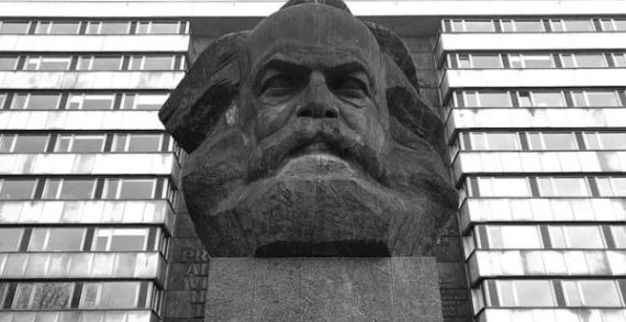 """Marxism """"the opium of the intellectuals"""""""
