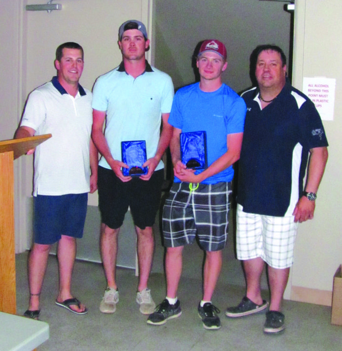 Red Lions hockey club hands out awards