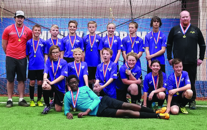 Kindersley Storm soccer teams continue to excel