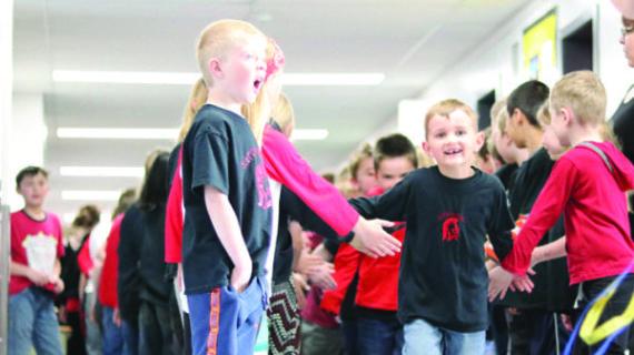 Eaton School video needs views to win